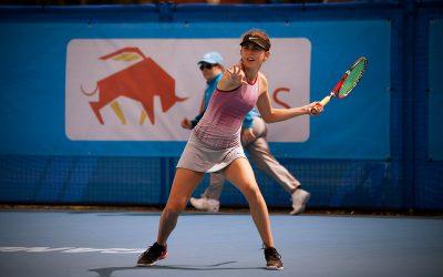 Kelsey Lewis Talks Tennis
