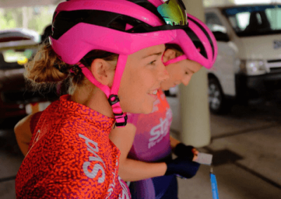 staminade-australia-blog-cyclist-abby-sneddon-helmet