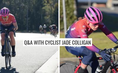 Q&A with Jade Colligan – Sydney Uni Women's Cycling Team