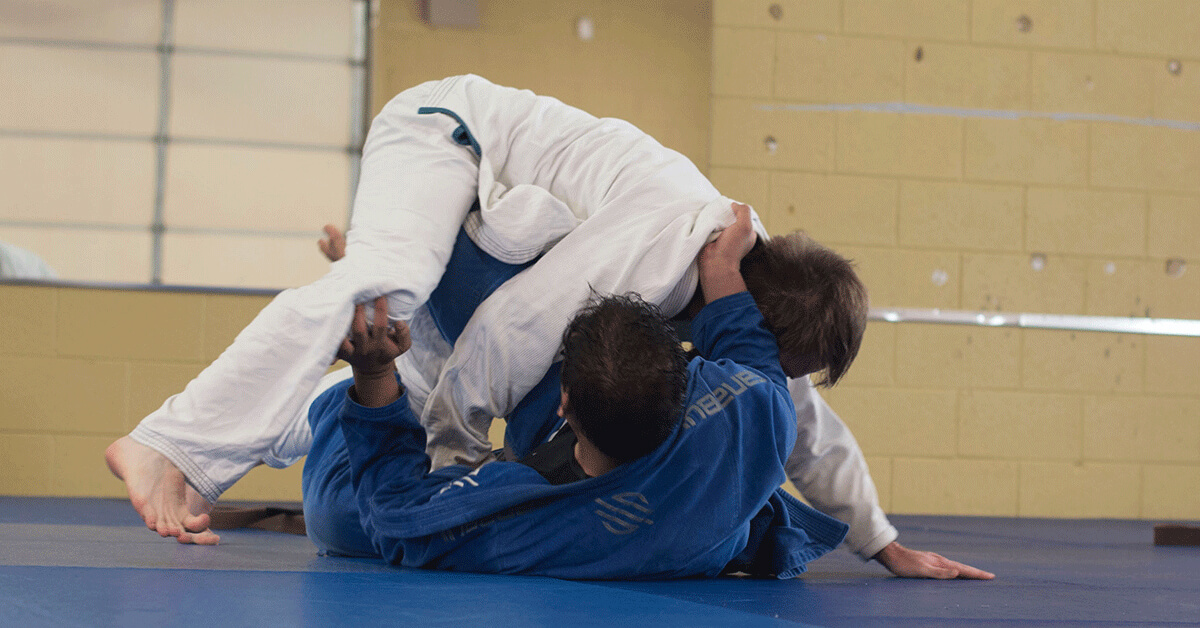 The Benefits of Martial Arts