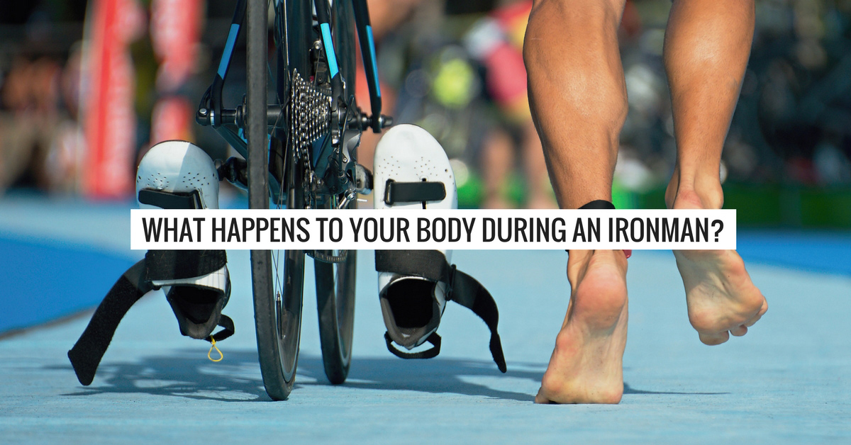 What Happens to Your Body During an Ironman?