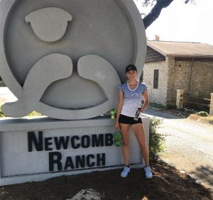 staminade-q&a-with-tennis-player-kelsey-lewis-training