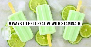 staminade-blog-8-ways-to-get-creative-with-staminade
