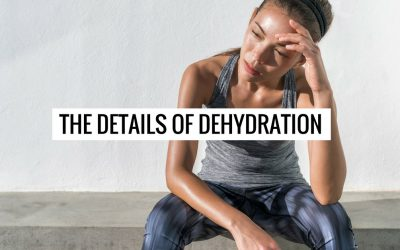 The Details of Dehydration
