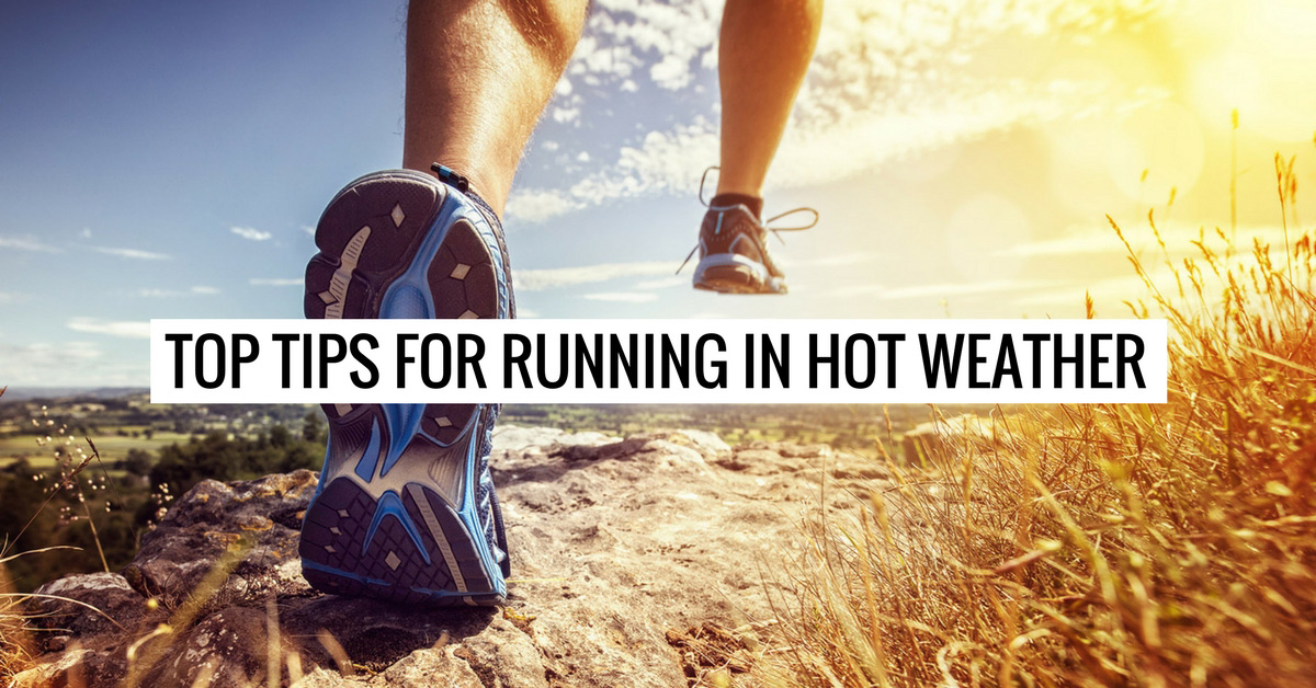 8 Tips for Running in Hot Weather