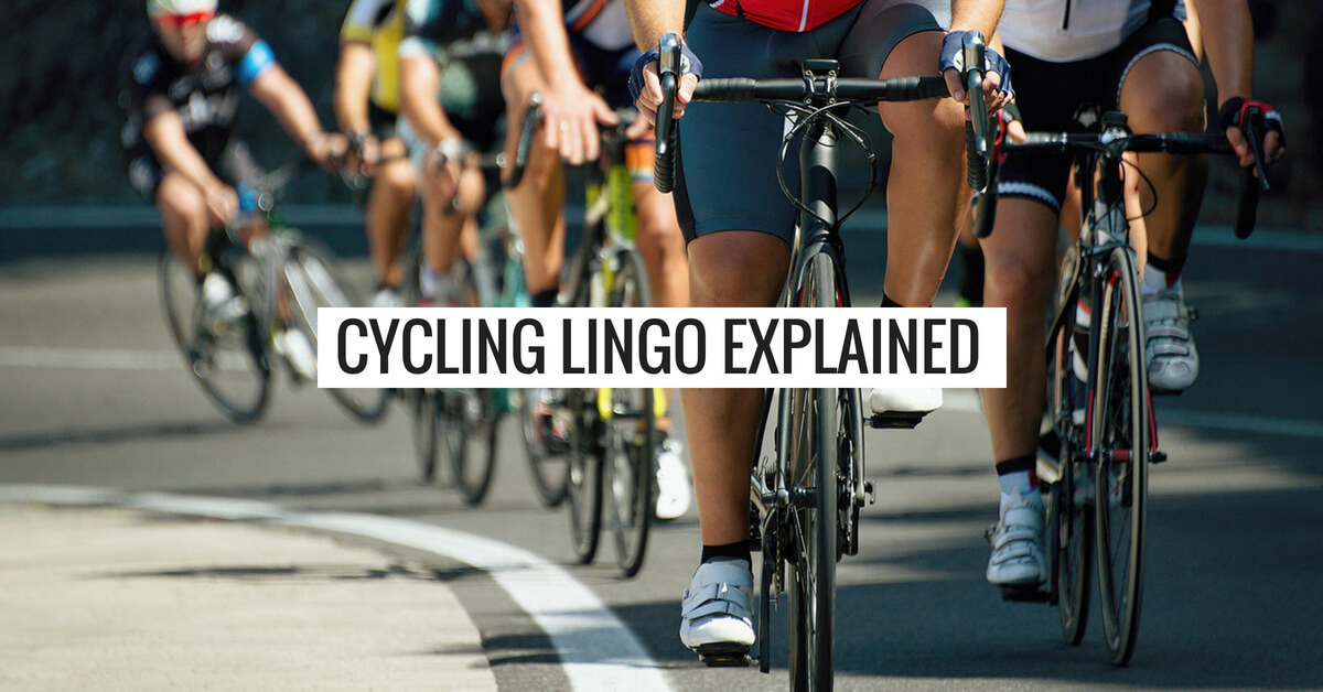 Cycling Lingo Explained