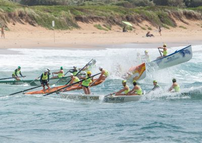 surf boat rowing competition