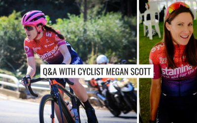 Q&A with Megan Scott – Sydney Uni Women's Cycling Team