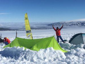 staminade-sports-drink-australia-swoosh-snowsailer-iceland-roundup-tent