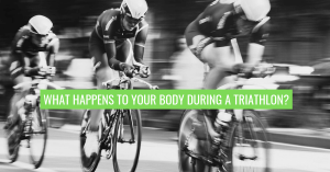 what happens to your body during a triathlon