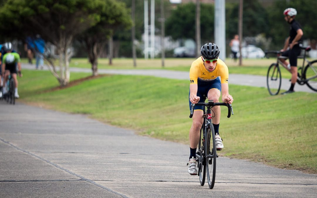 Meet Sydney Uni Velo Cyclist David Glick