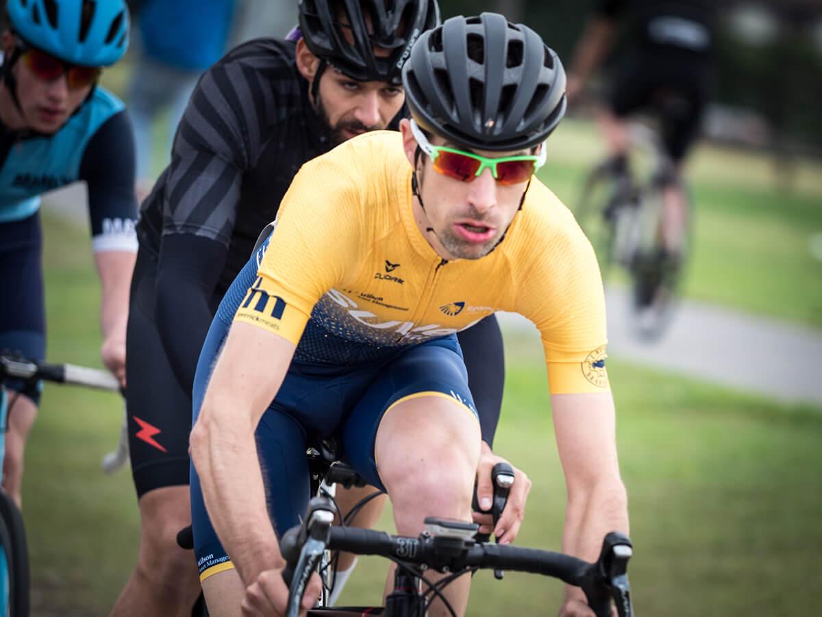 Sydney Uni Velo Cyclist David Glick