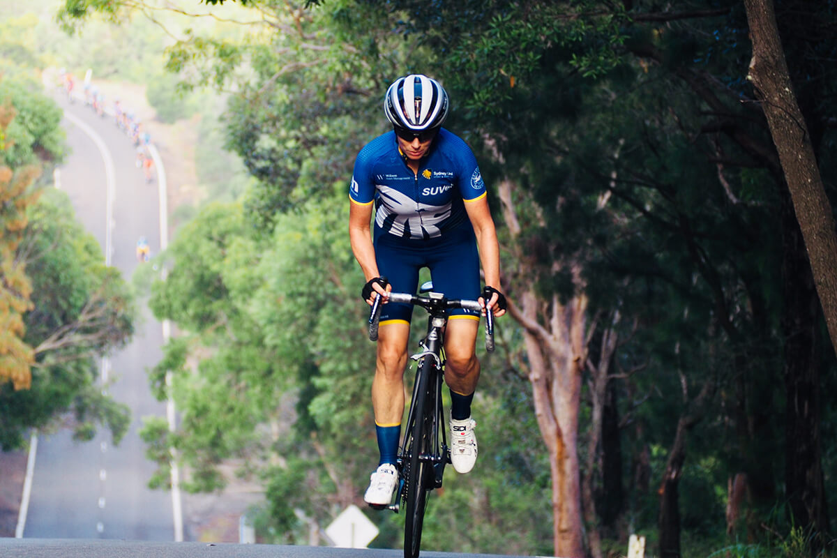 Meet Sydney Uni Velo Cyclist Victoria McNeill