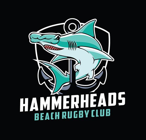 hammerheads beach rugby club