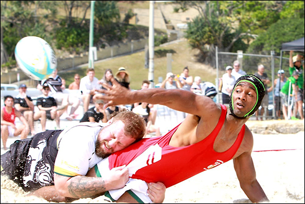 staminade beach rugby spring festival 2019