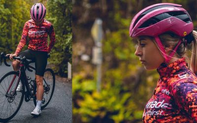Staminade Welcomes Cyclist Nicole Frain
