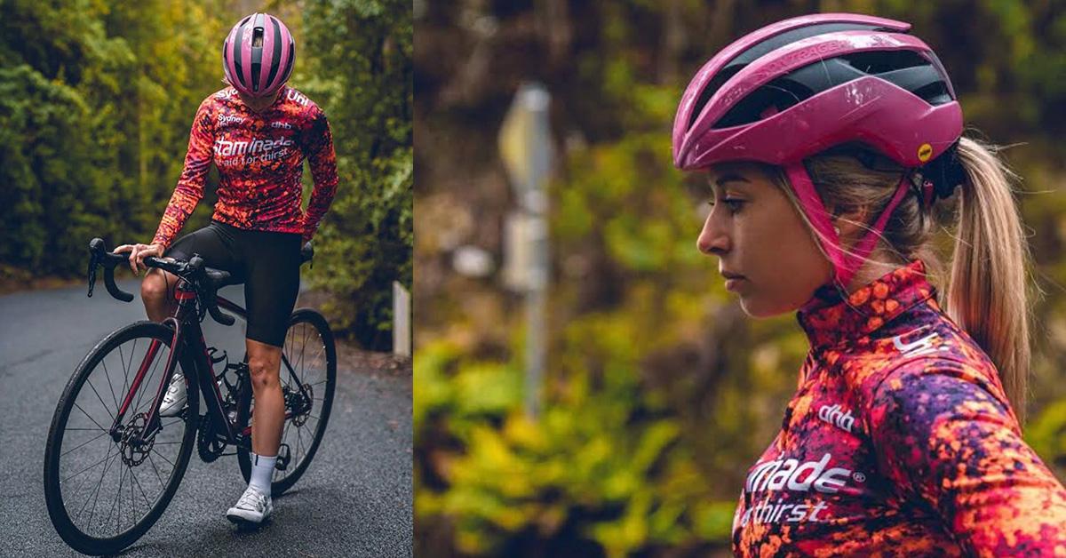 Staminade Welcomes Cyclist Nicole Frain