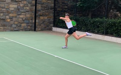 Kelsey Lewis The Rising Star in Tennis