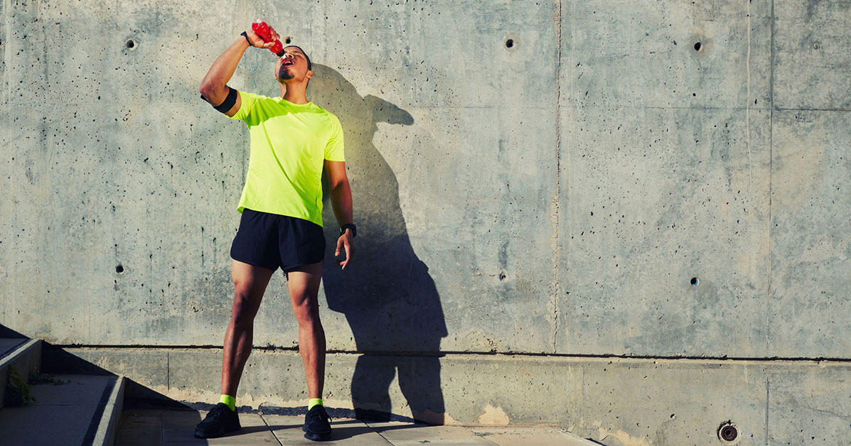 Do Sports Drinks Help with Hydration?