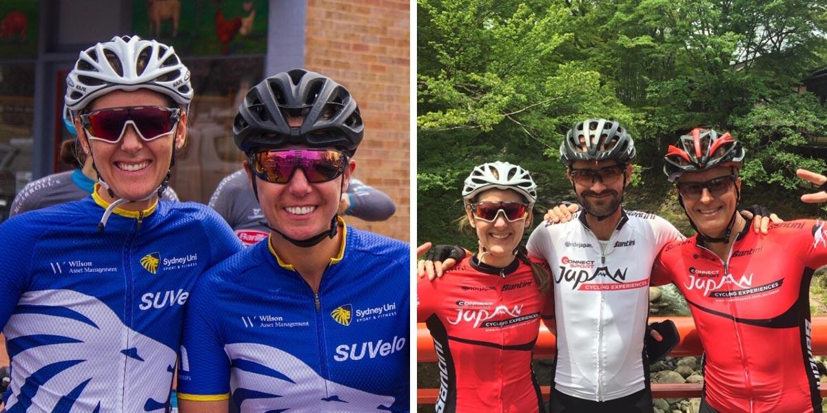 Sydney Uni Velo cyclist Jen Bullock