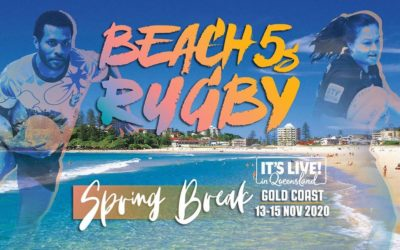 Staminade Beach 5s Rugby Spring Break Festival