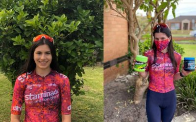 Cycling in 2020 with Alyssa Polites