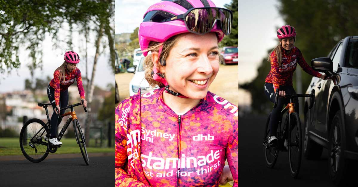 Cycling in 2020 with Nicole Frain