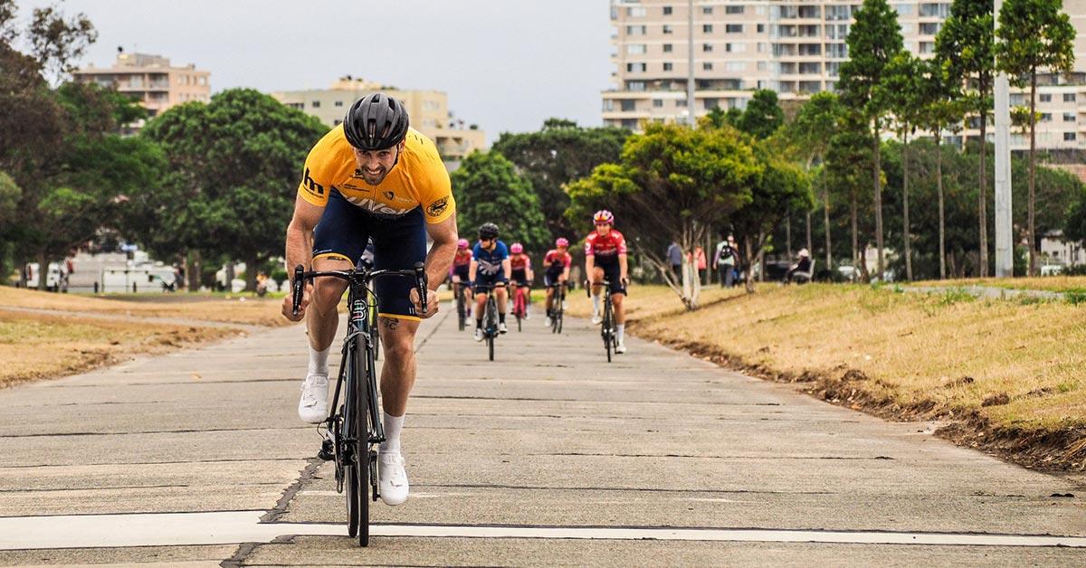 Meet Cyclist Ryan Rutledge
