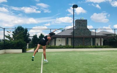 Tennis in 2020 with Kelsey Lewis