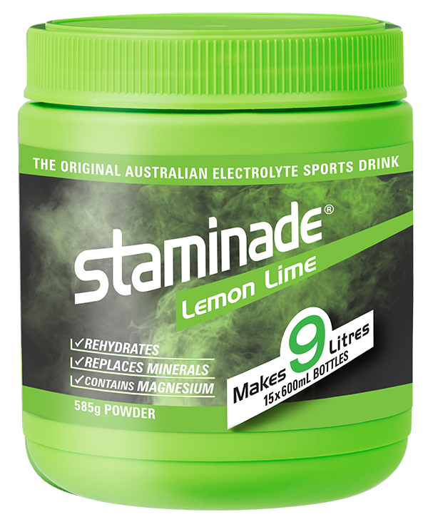 staminade tub lemon lime flavour product
