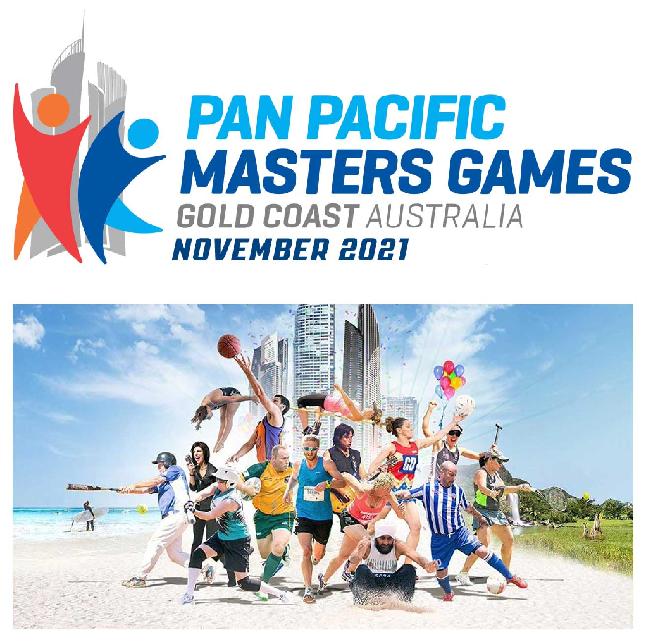 Pan Pacific Masters Games 2021